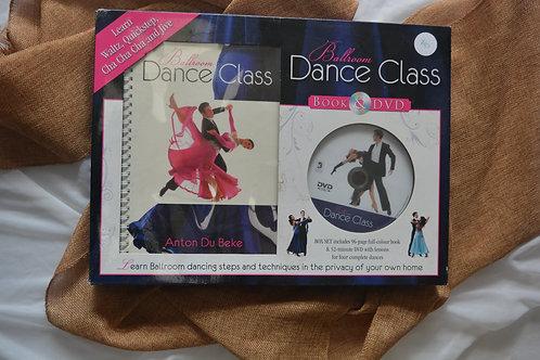 Ballroom Dance Class book & DVD