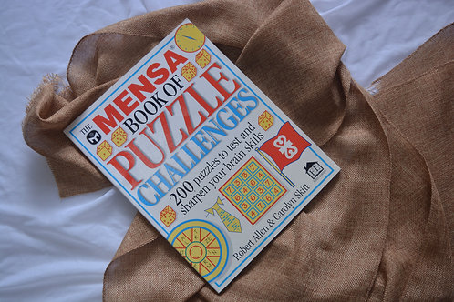 The Mensa Book of Puzzle Challenges