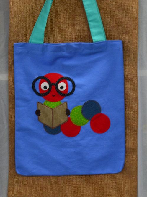 Locally made book bag