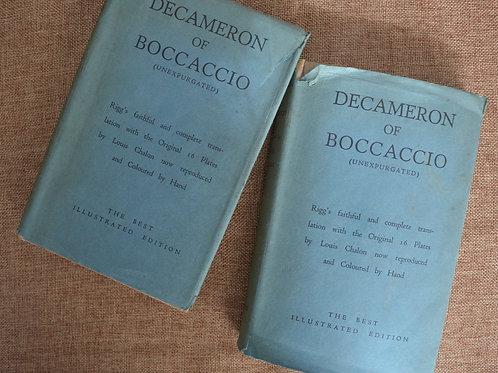 Decameron of Boccaccio