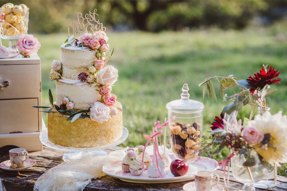 Eine Hochzeitsinspiration
