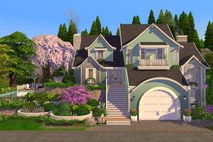 Sims 4 Gallery Spotlight: Beautiful Base Game Starters my