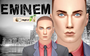 The Sim-Celebrity Section: Download Eminem for The Sims 4
