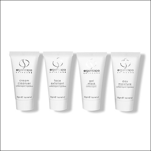organicspa vital minis travel pack