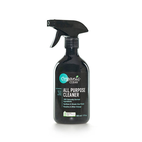 organic clean all-purpose cleaner