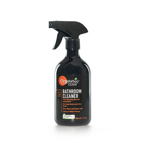 organic clean bathroom cleaner 500ml