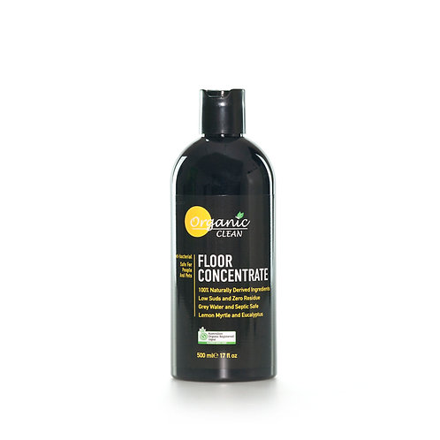 organic clean floor concentrate 500ml