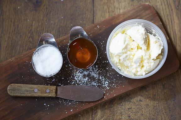 Salted Honey House-Churned Butter