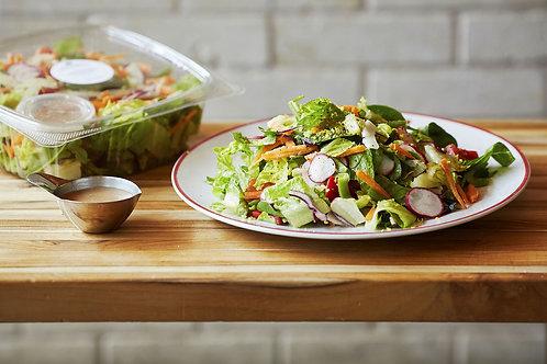 Mixed Greens & Veggies Salad