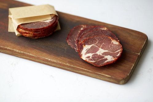 Hot Coppa Salami (sliced)