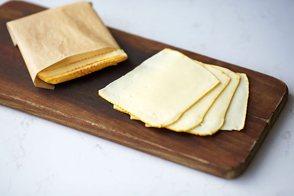 Munster Cheese (sliced)
