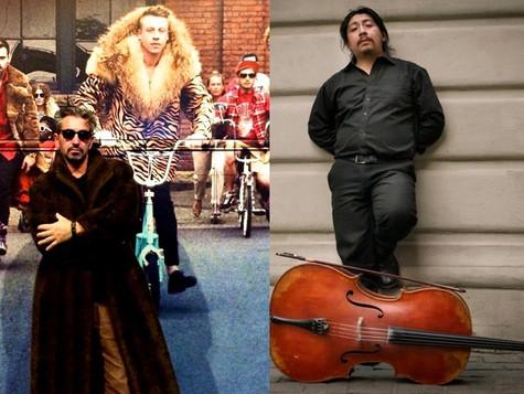 Proyecto Kafka / Alan Comicheo - Cello y Alberto Cumplido - Guitarra