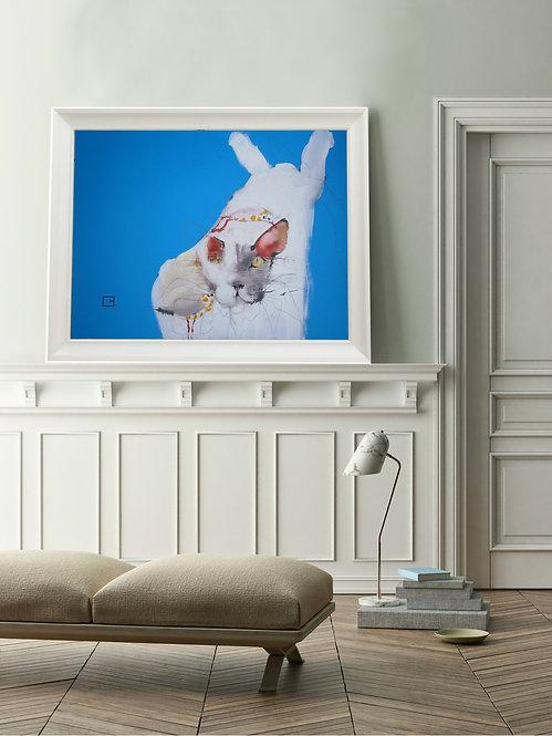Trio framed view