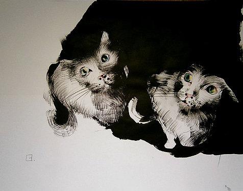 4Eyes, painting