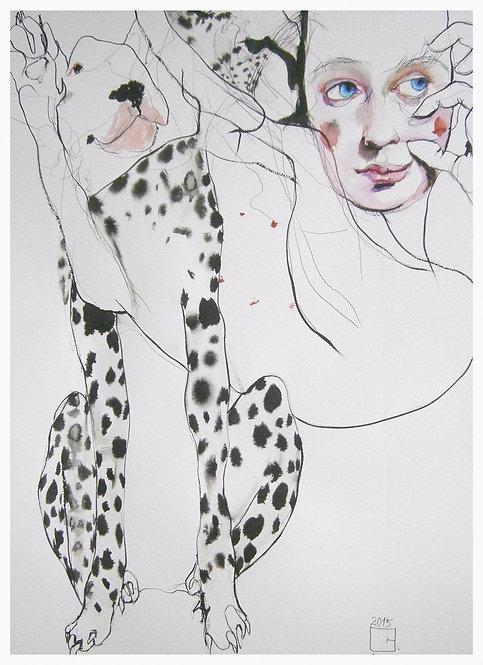 Don't change your spots Cheetah