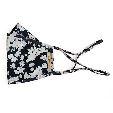 Floral Adult Face Covering