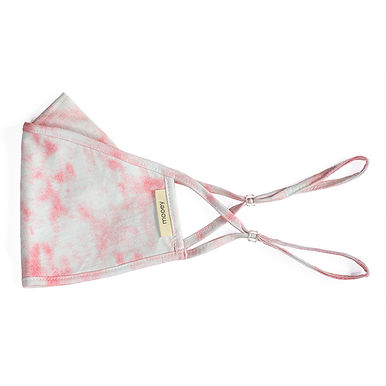 Tie Dye Adult Face Covering