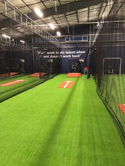 HF Baseball Cage