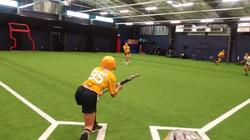 HF Infield Practice