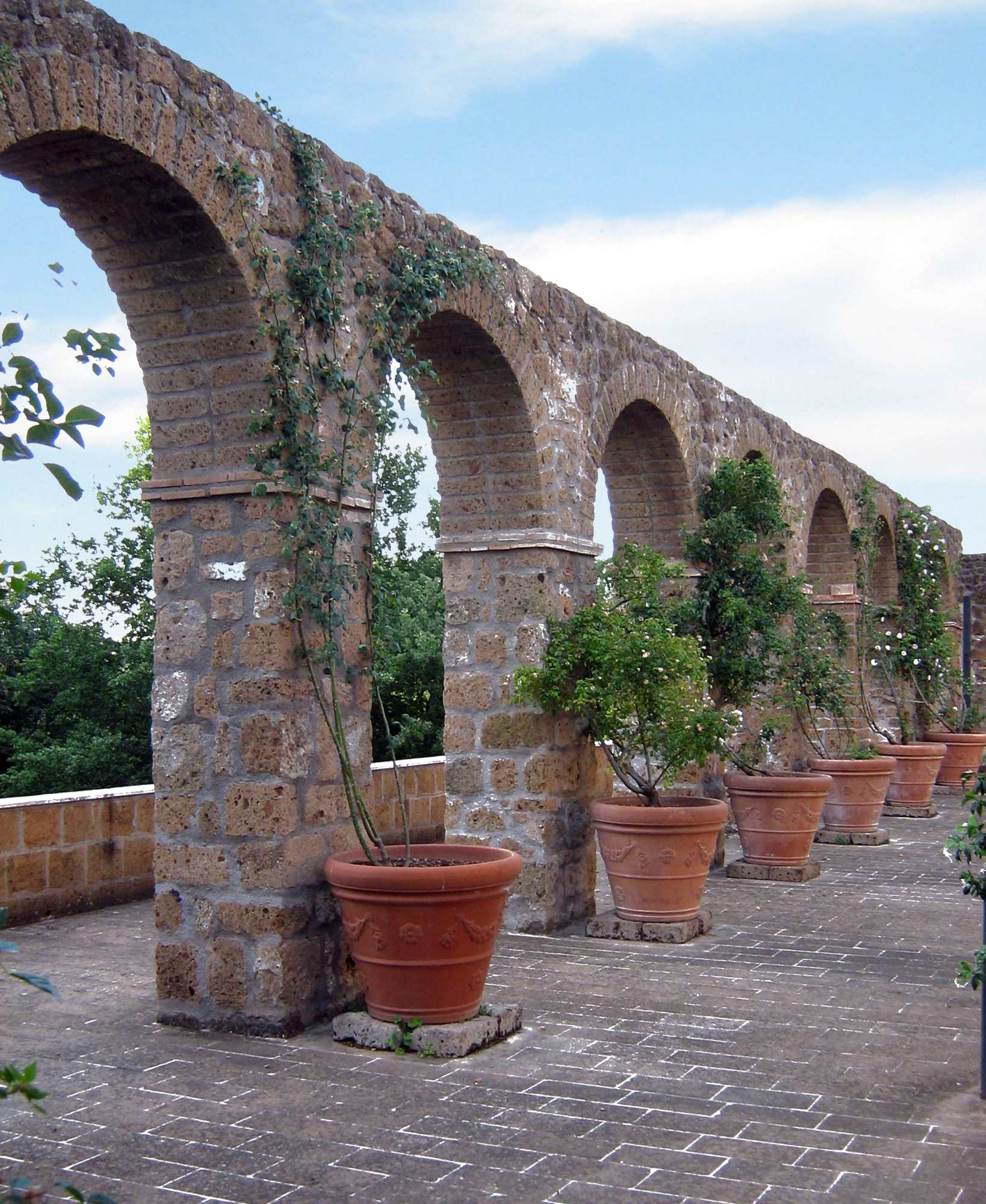Arches Kloster