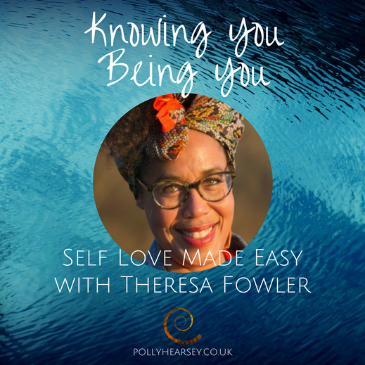 Knowing You Being You podcast
