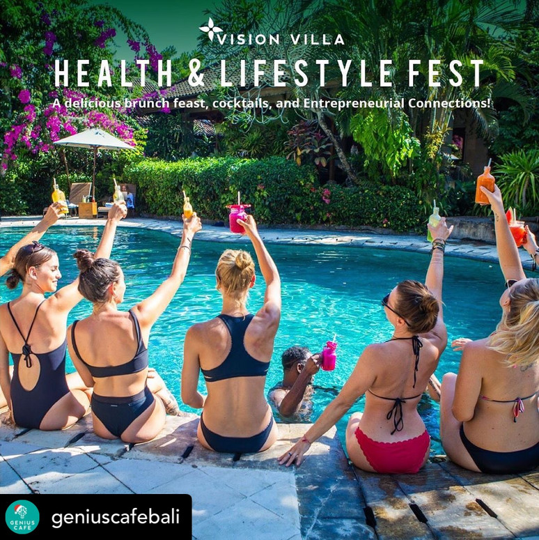 Vision Villa Health & Lifestyle Fest