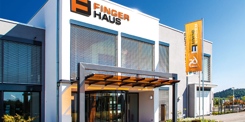 Fingerhaus-Frankenberg