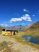 Unser Bus am Weissee