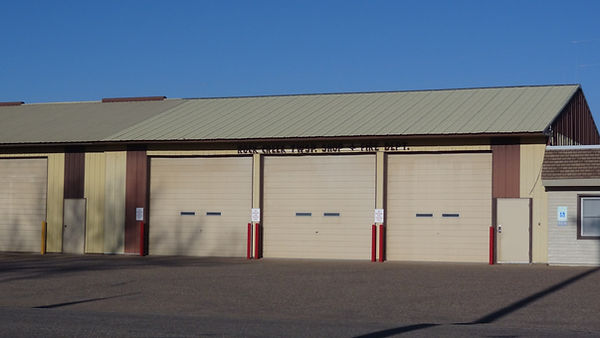 Rock Creek Fire Department, Rock Falls, Wisconsin
