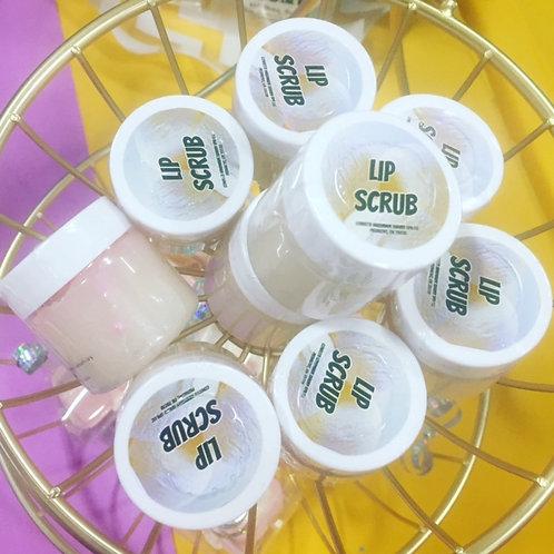 Vanilla Lip Scrub