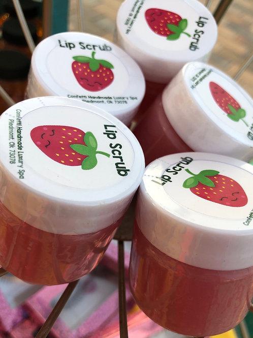 Strawberry Daiquiri Lip Scrub