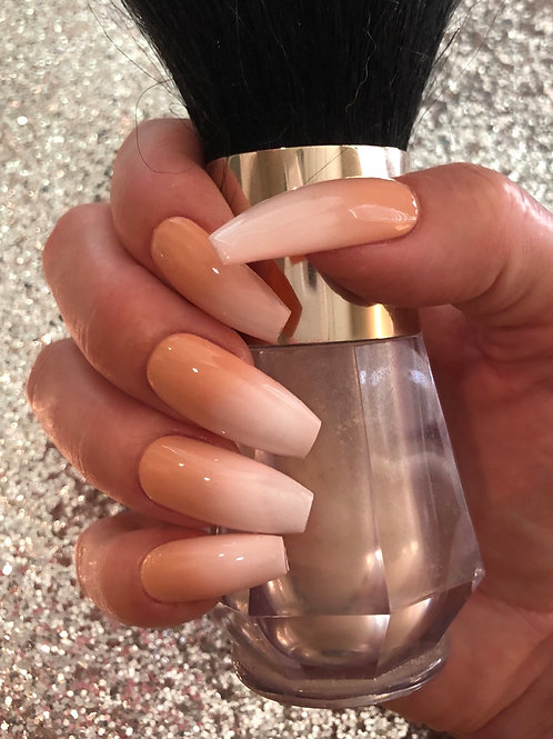 French Ombre Nail Set