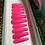Thumbnail: Matte Hot Pink Nail Set