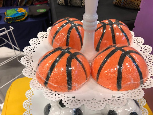 Basketball Bath Bomb