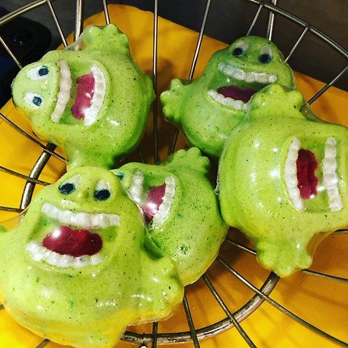 Slime Busters Bath Bomb