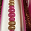 Thumbnail: Pink Jelly & Gold Flakes Nail Set