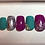 Thumbnail: Purple & Teal Nail Set