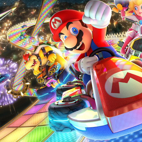 Mario Kart 8 Deluxe Game Review