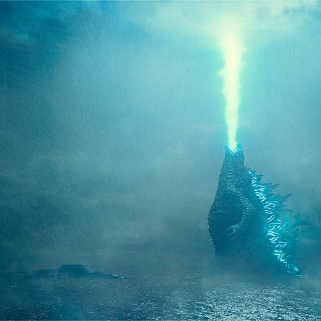 GODZILLA: KING OF THE MONSTERS Presents Exclusive Footage at  #WonderCon2019