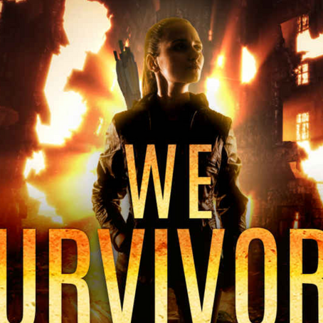 We Survivors Book Review: For the Fans of Collins' THE HUNGER GAMES