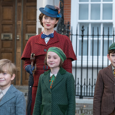 'Mary Poppins Returns' Debuts with Mild 22 Million