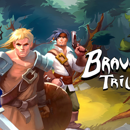 Braveland Trilogy for Nintendo Switch Game Review