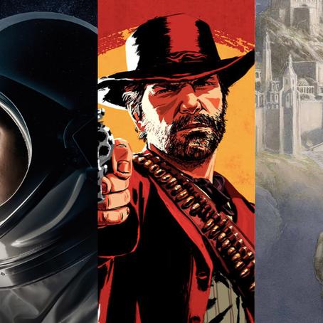 Best of 2018 in Film, Gaming, & Literature