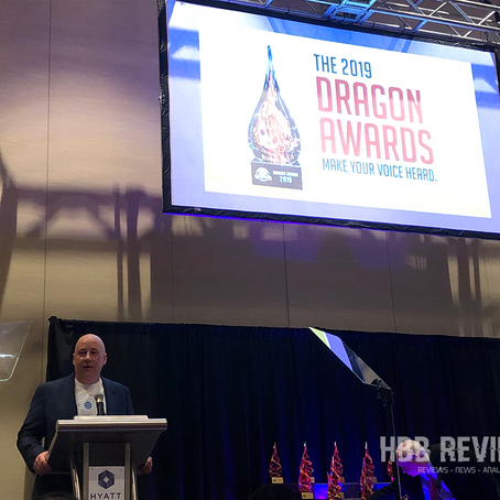 Dragon Awards Surprises and Wows at 4th Annual Ceremony at Dragon-Con 2019 | HBB Reviews