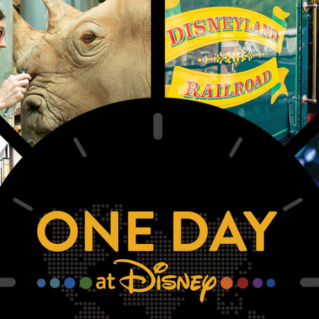 One Day at Disney Review: The Heart of the Eared Mouse Chronicled | FREE BOOK GIVEAWAY Opportunity