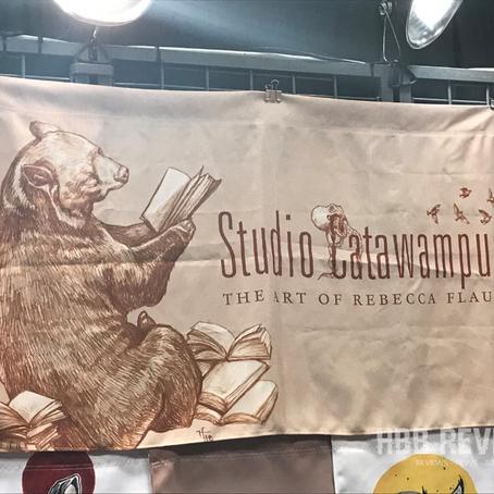 Dragon-Con 2019 Editorials | Artist Alley Highlight - Studio Catawampus