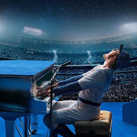 Taron Egerton Blasts Off in Elton John Cover for Paramount's ROCKETMAN