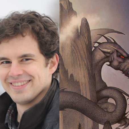 EXCLUSIVE Interview with Christopher Paolini, Author of ERAGON (Written)