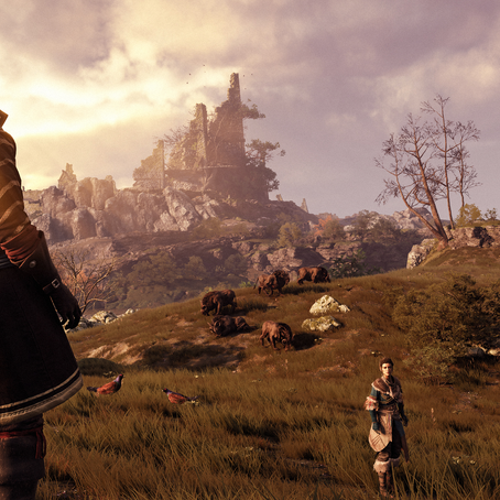 GREEDFALL Features Spectacular RPG Mechanics and Heart-Pounding Action (Video)