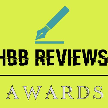 HBB Reviews Presents - Awards 2018 (Gaming & Literature) Winners